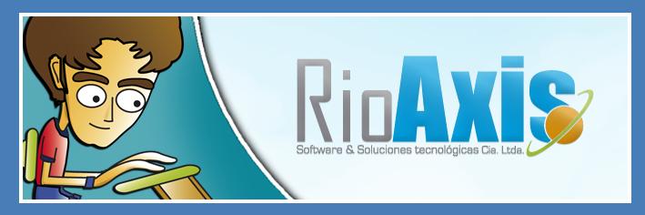 RioAxis - Creativo Juan José Morales Ruiz