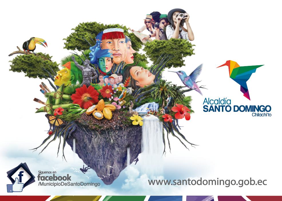 Santo Domingo de los tsáchilas Potencia Turística Municipio de Santo Domingo